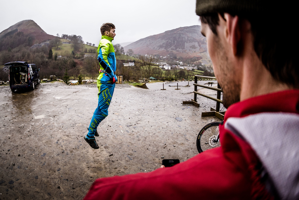 Crafting Performance From Gym to Trail with FMD Racing