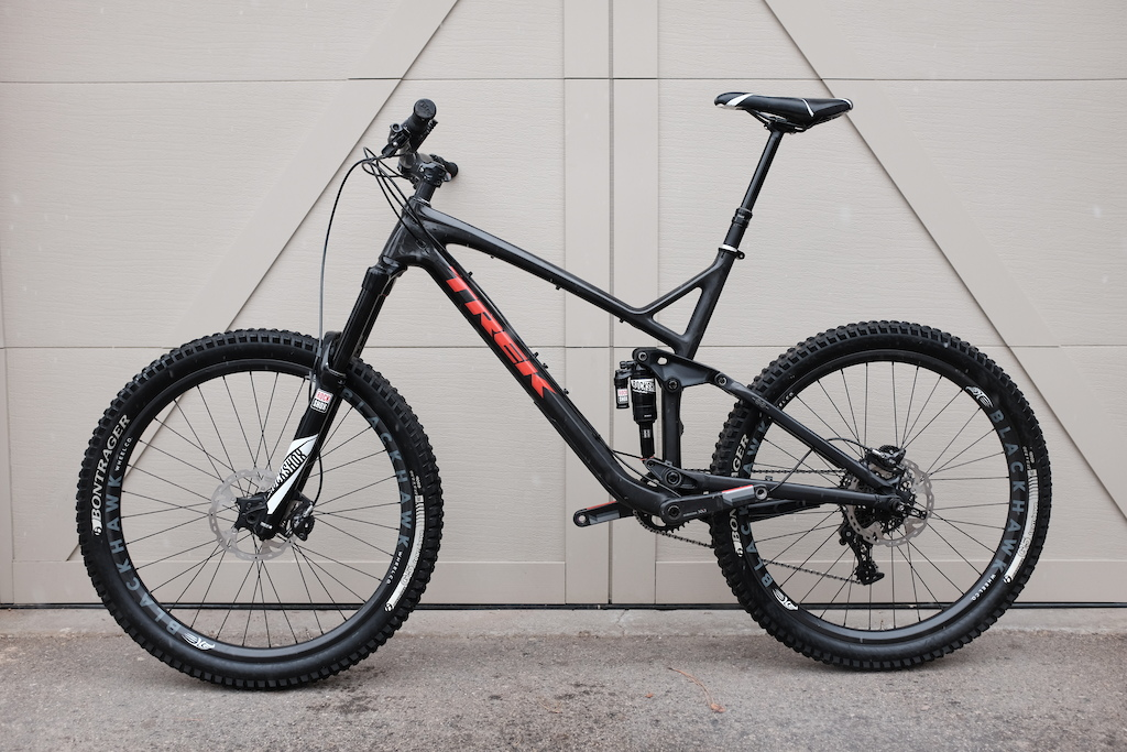 2016 Trek Slash 9.9