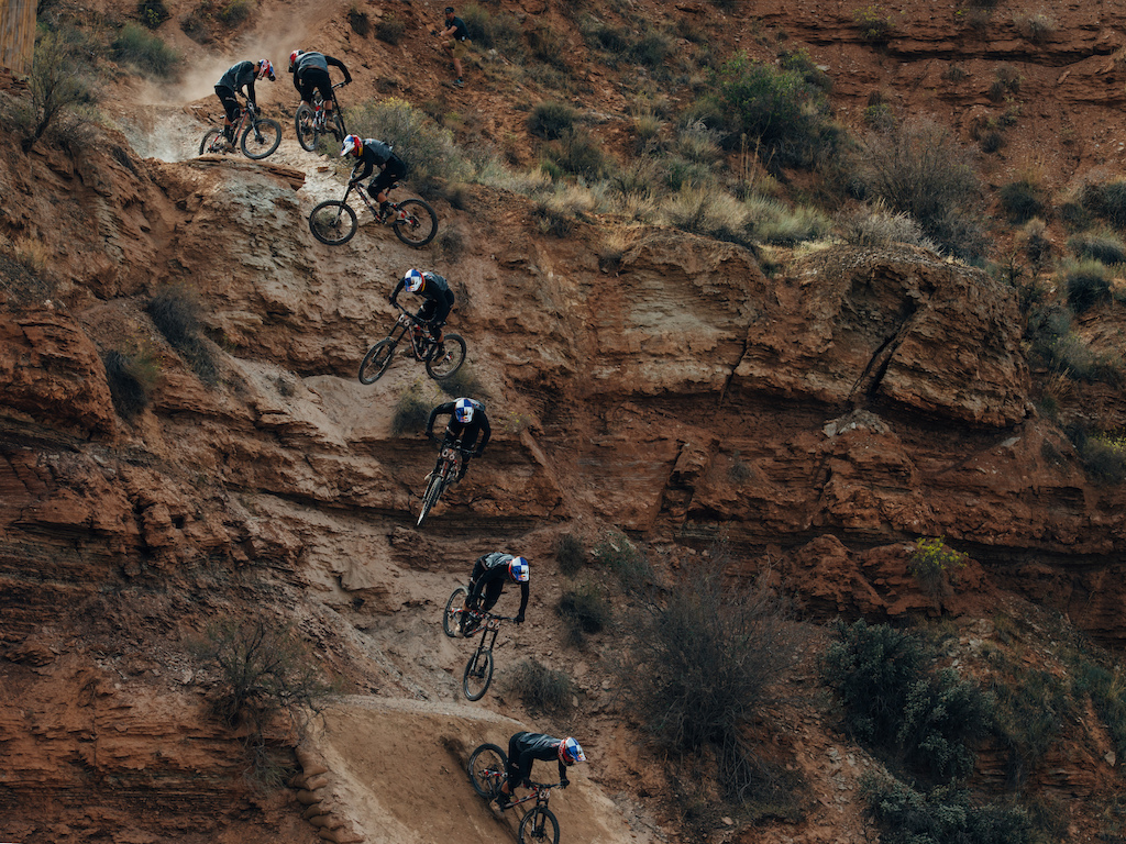 Four Generations of Freeride - Rocky Mountain Bicycles Team for 2017