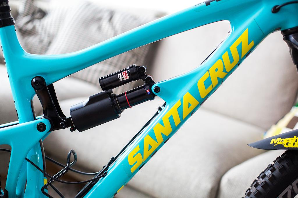 2015 Santa Cruz Nomad CC