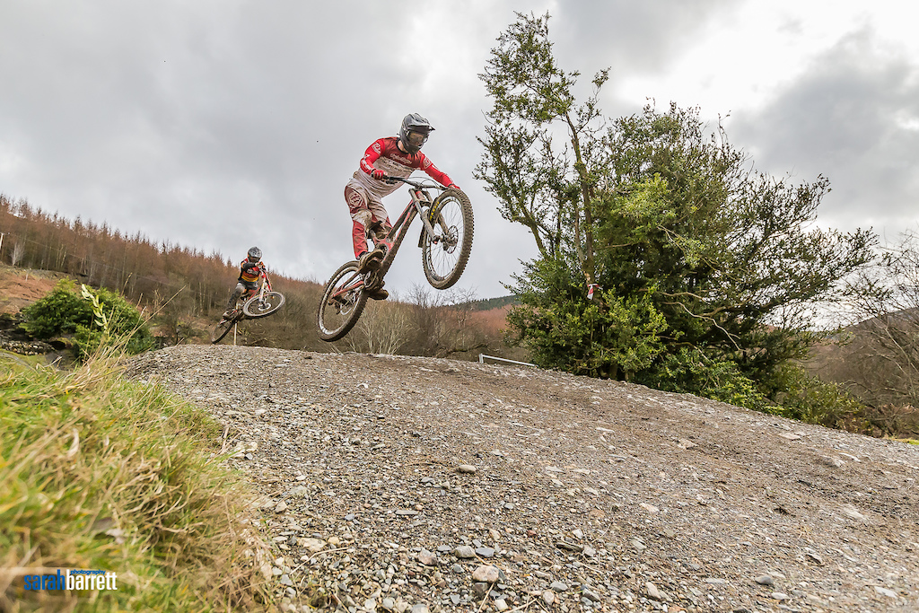 Matt Walker & Charlie Hatton hitting Revolution Bike Park