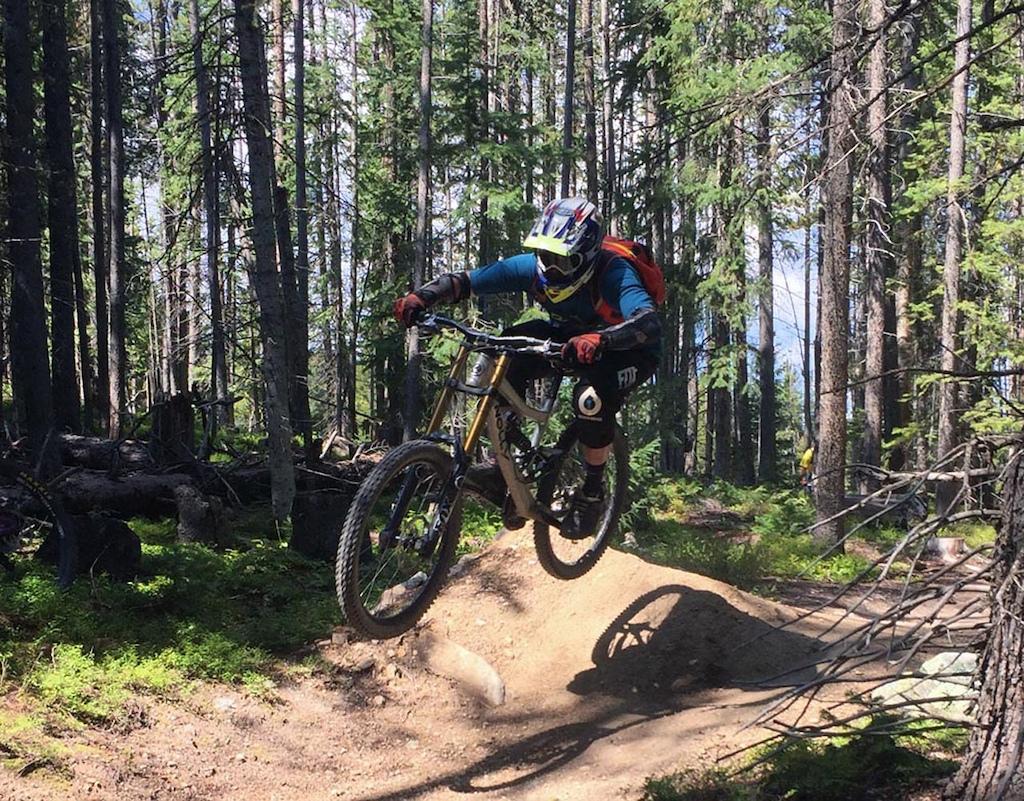 No Quarter – Flow Jump Trail