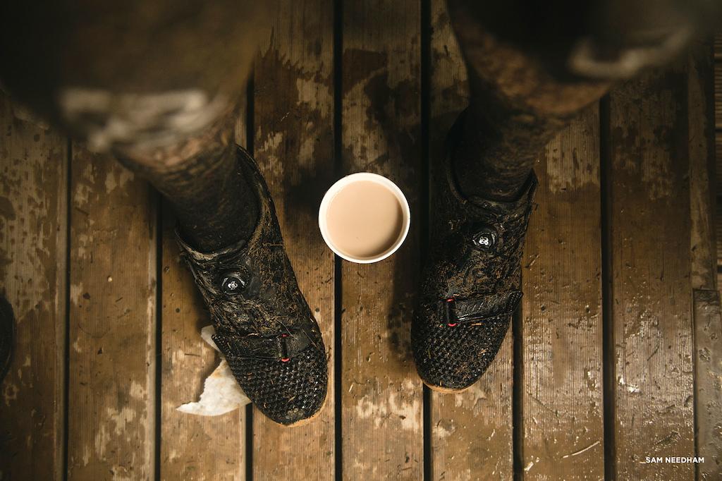A warm tea for cold feet.