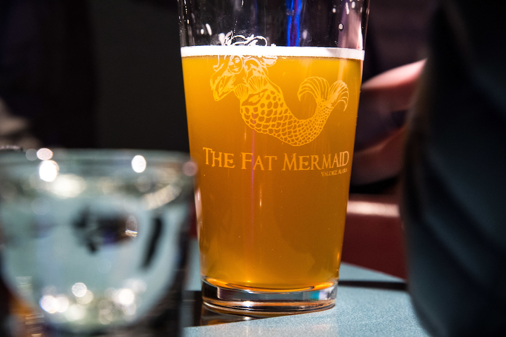 At the Fat Mermaid your glass is always half full.