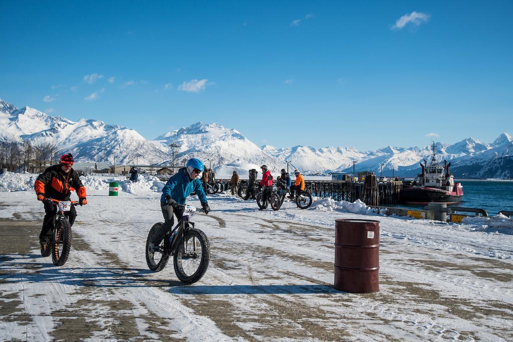 Chugach Fat Bike Bash 2017