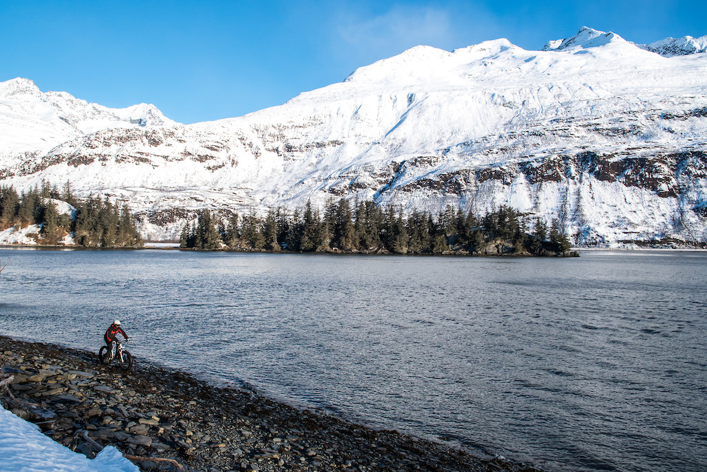 With miles upon miles of coastline to explore from Valdez every new mile seemed to yield even greater scenic views.