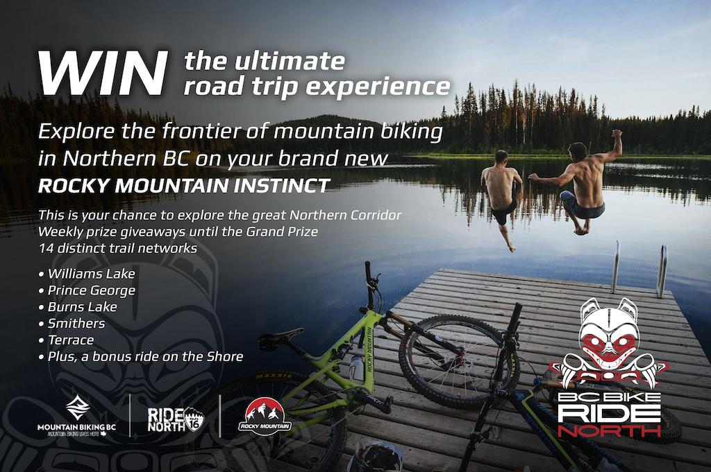 BC Bike Ride Ultimate Road Trip Experience
