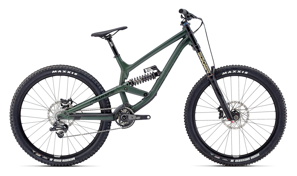 Commencal Furious DH Bike