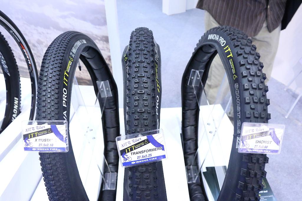 Innova ITT tires