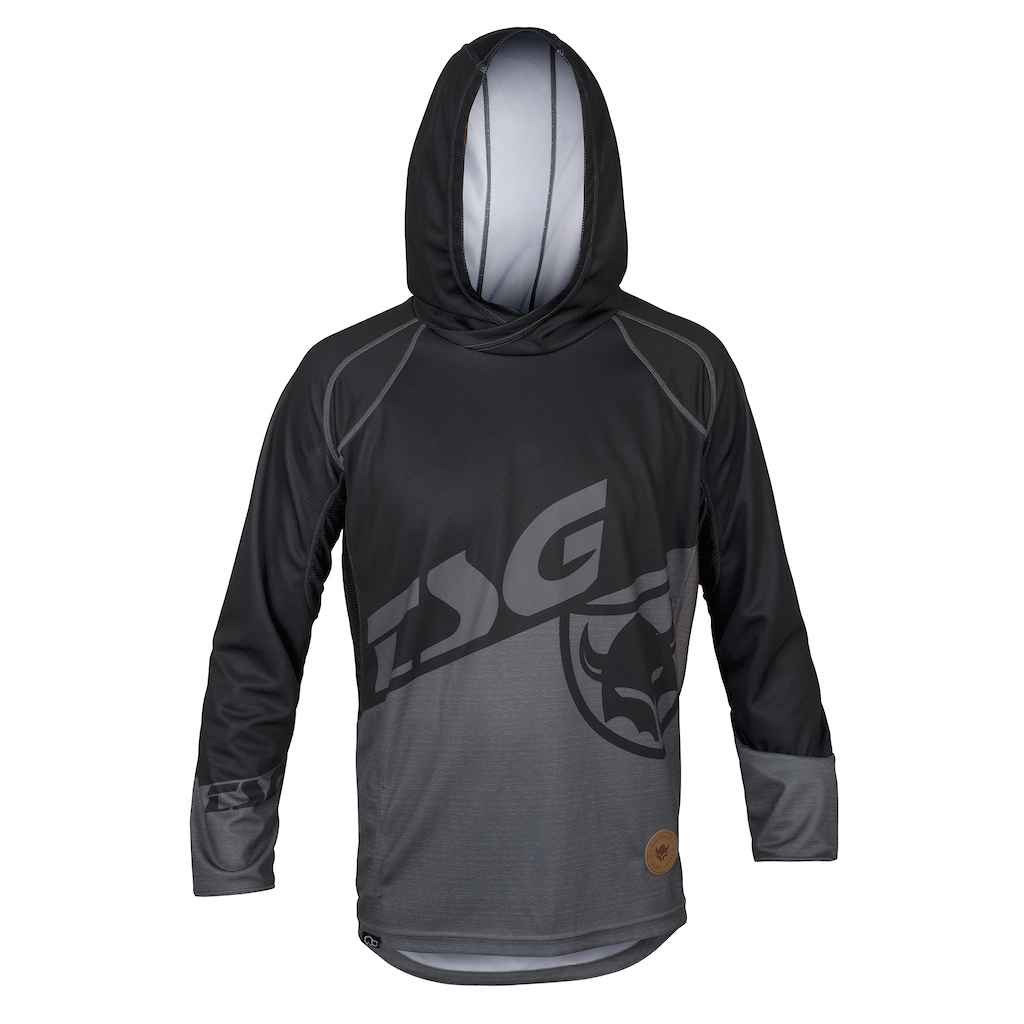 BE1 Jersey L/S combining on-bike performance with street styling.