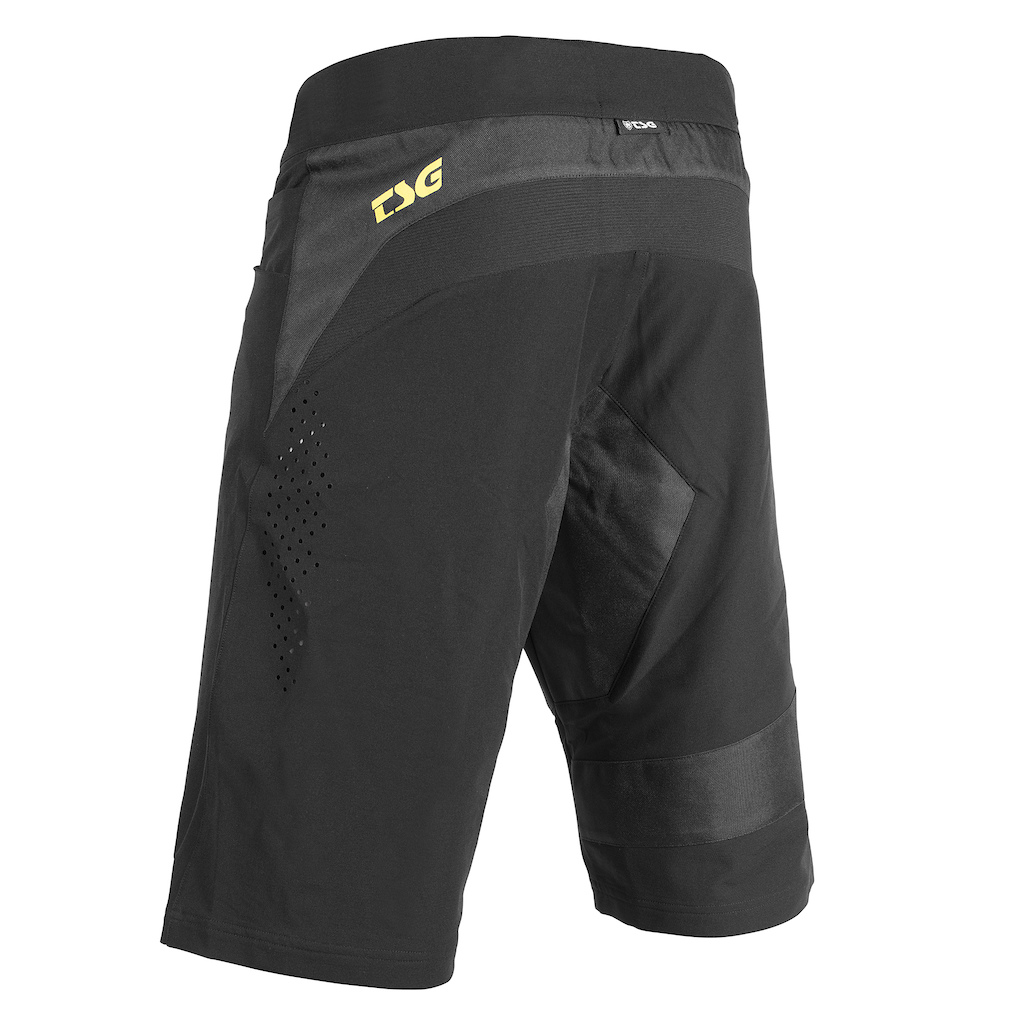 SP1 Bike Shorts back