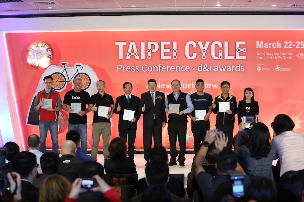 Box Components Box One PushPush Shifter Earns D amp I Award - Taipei Cycle Show