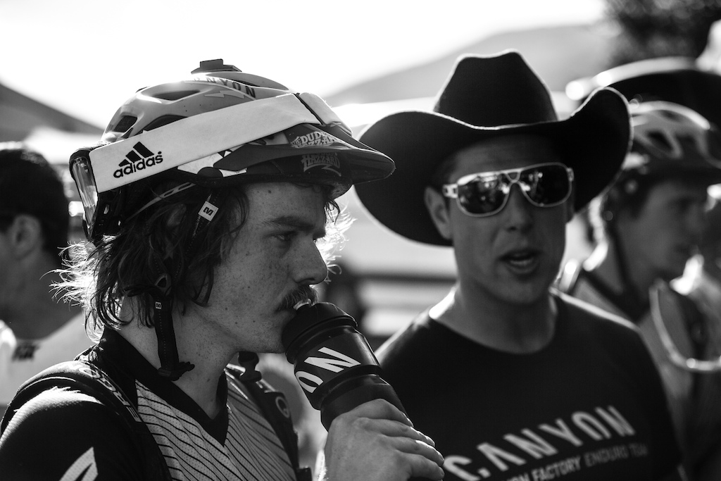 In Memoriam - during Enduro World Series round 5 Crested Butte USA 2015. Photo by Matt Wragg.