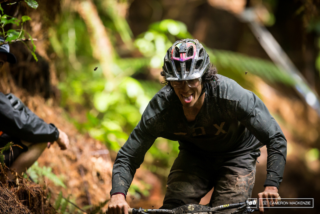 Photo Epic: Race Day - EWS Round 1 - Crankworx Rotorua