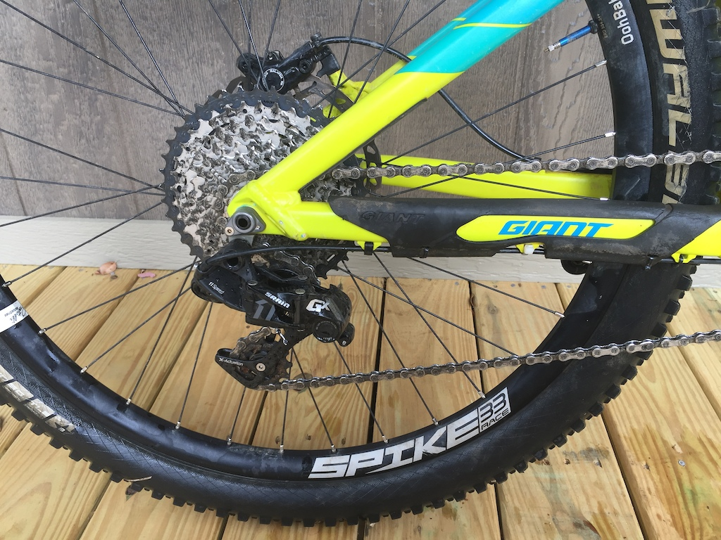 2016 Giant Reign 2 Heavily Upgraded