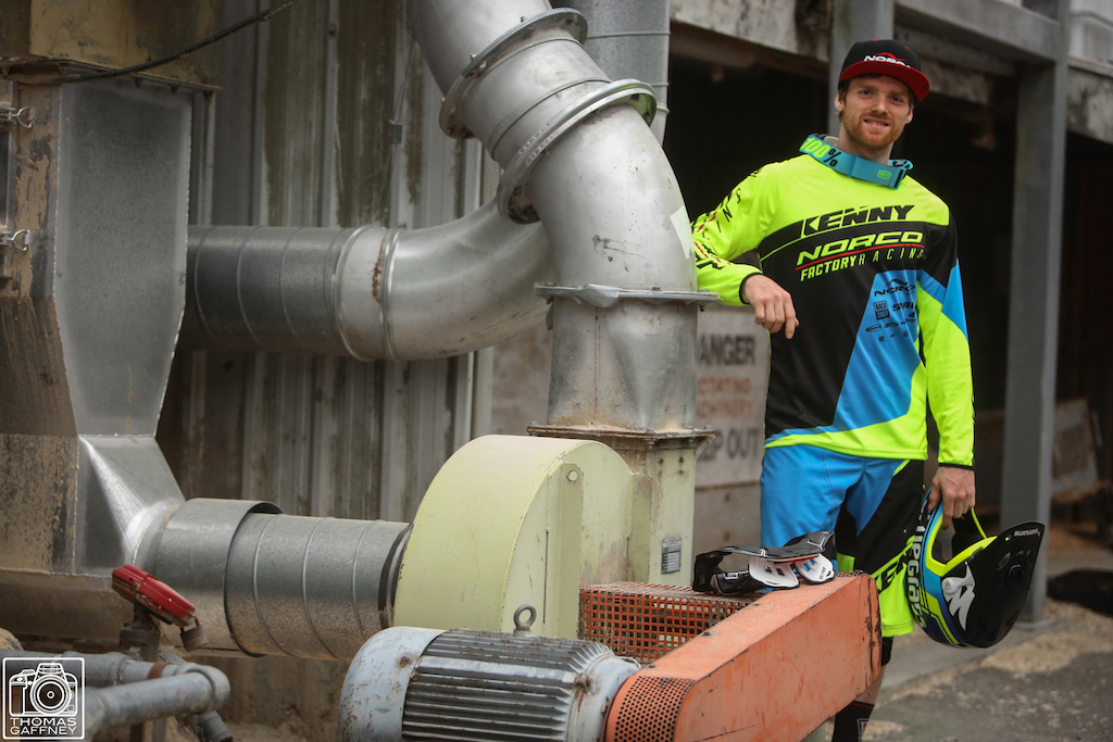 Norco Factory Team EWS Bike Check Rotorua 2017