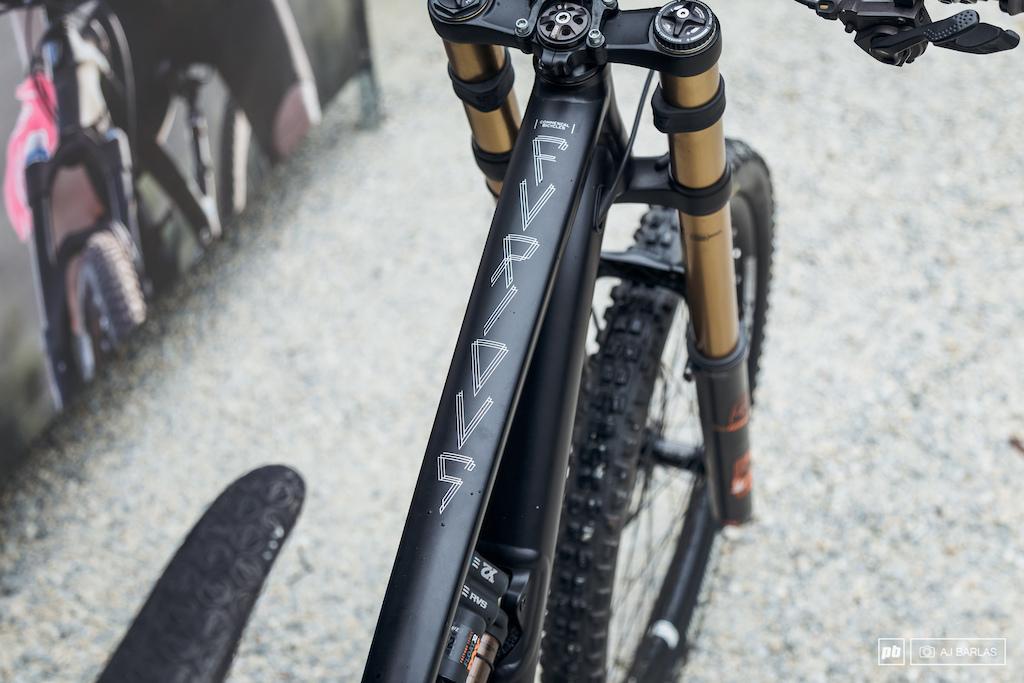Louis Hamilton Commencal Furious Bike Check