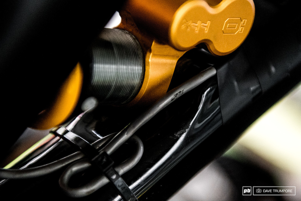 Loic Bruni brakes Formula prototype