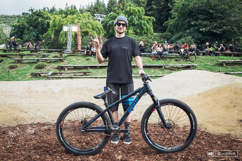 10 Pumptrack Bikes From Crankworx Rotorua 2017 Pinkbike