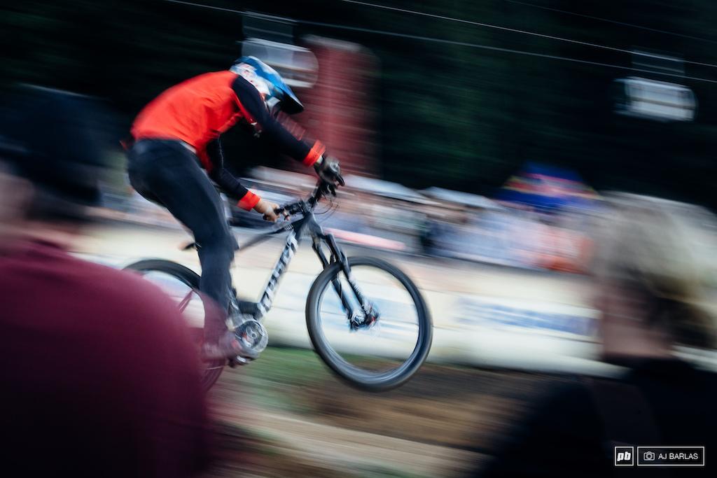 Tomas Slavik, Oceania Whip Off Championships - Crankworx Rotorua 2017