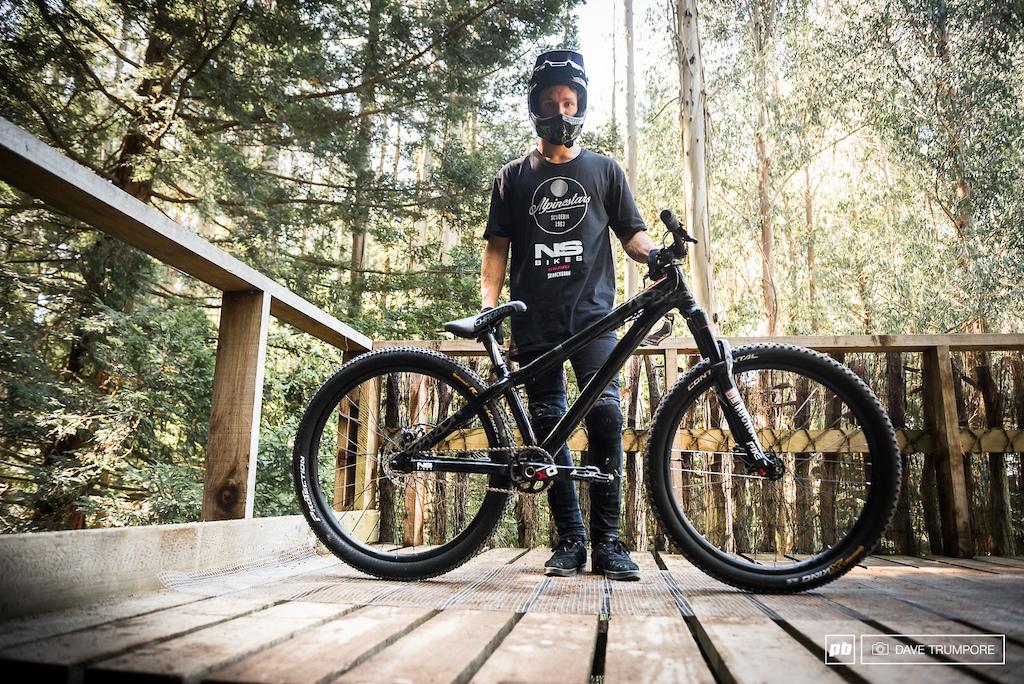 Max Fredriksson - NS Bikes