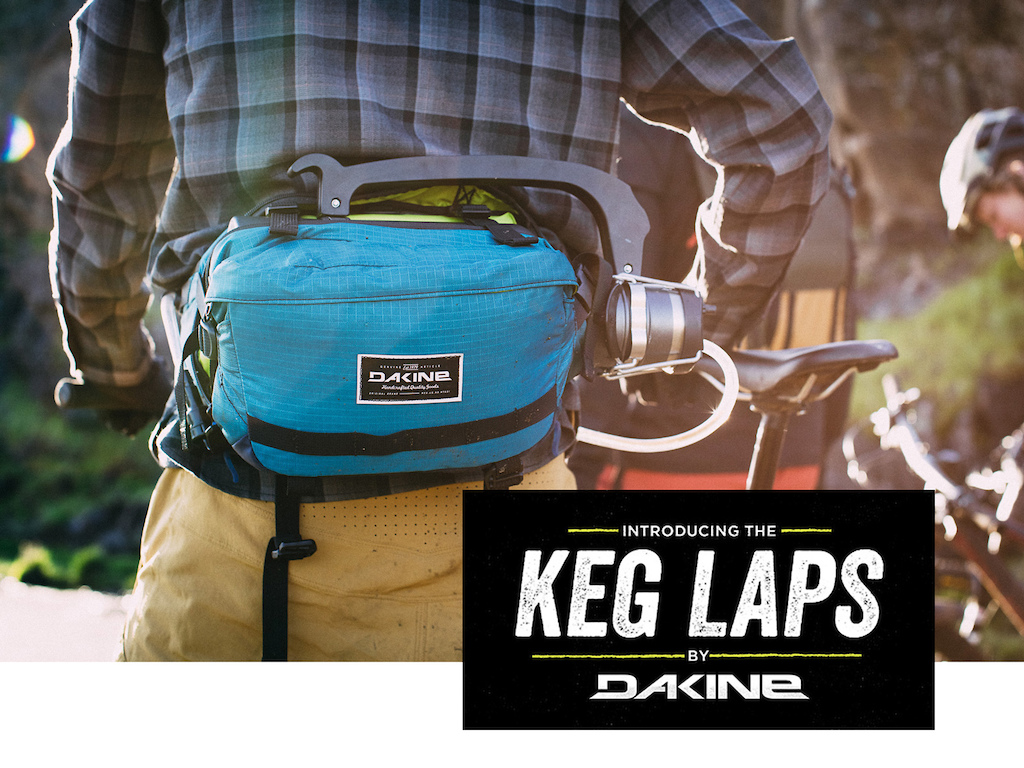 Introducing the new Dakine Keg Laps Pack - Video