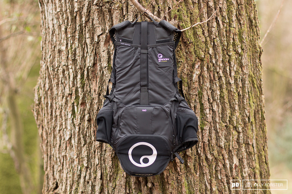 2017 Ergon BP1 pack