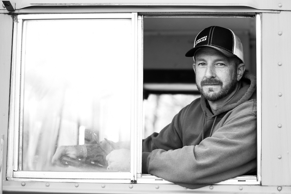 Jamie Price - Mr I Can Do Anything and It All. As we ve said in the past Jamie is one of the nicest guys in Western North Carolina. Hauling stuff setting up tearing down driving the shuttle organizing the start on raceday or just doing whatever. You name it Jamie s done it always willing to lend a hand and does so with a smile.