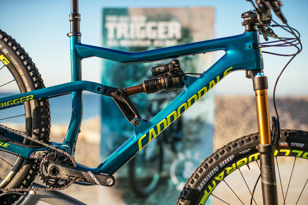 Cannondale Jekyll and Trigger 2018