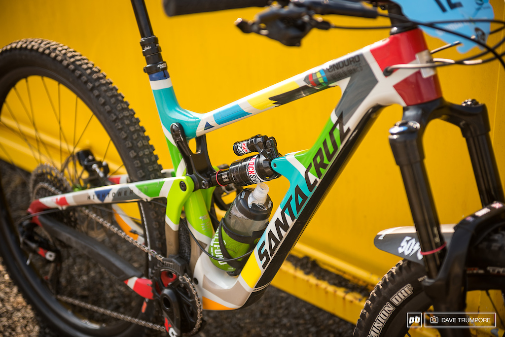 Power Meter Pedals >> Tech From the Pits - EWS Round 2, Tasmania - Pinkbike
