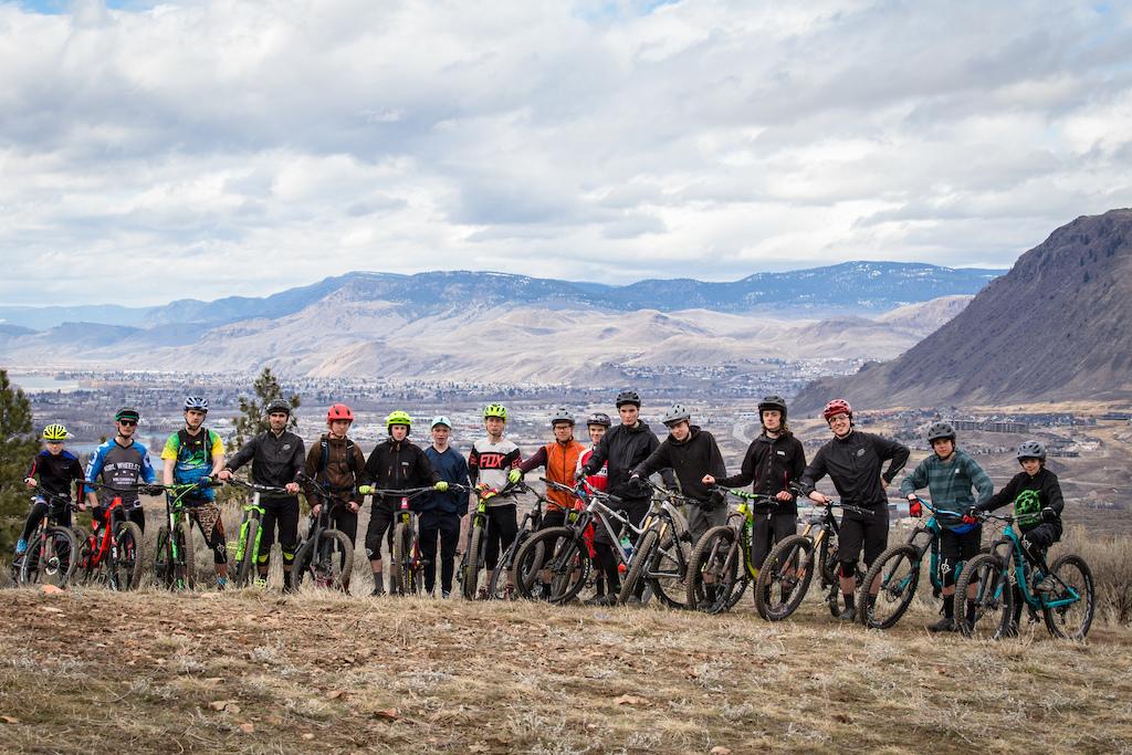 Canadian Enduro Development Team - Spring Training Camp