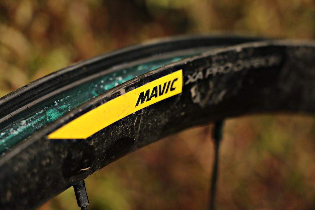 00f13e73e8d Mavic XA Pro Carbon Wheels - Review - Pinkbike