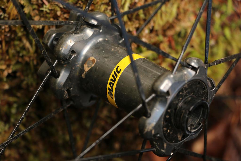 Mavic XA Pro Carbon Wheels by Vernon Felton