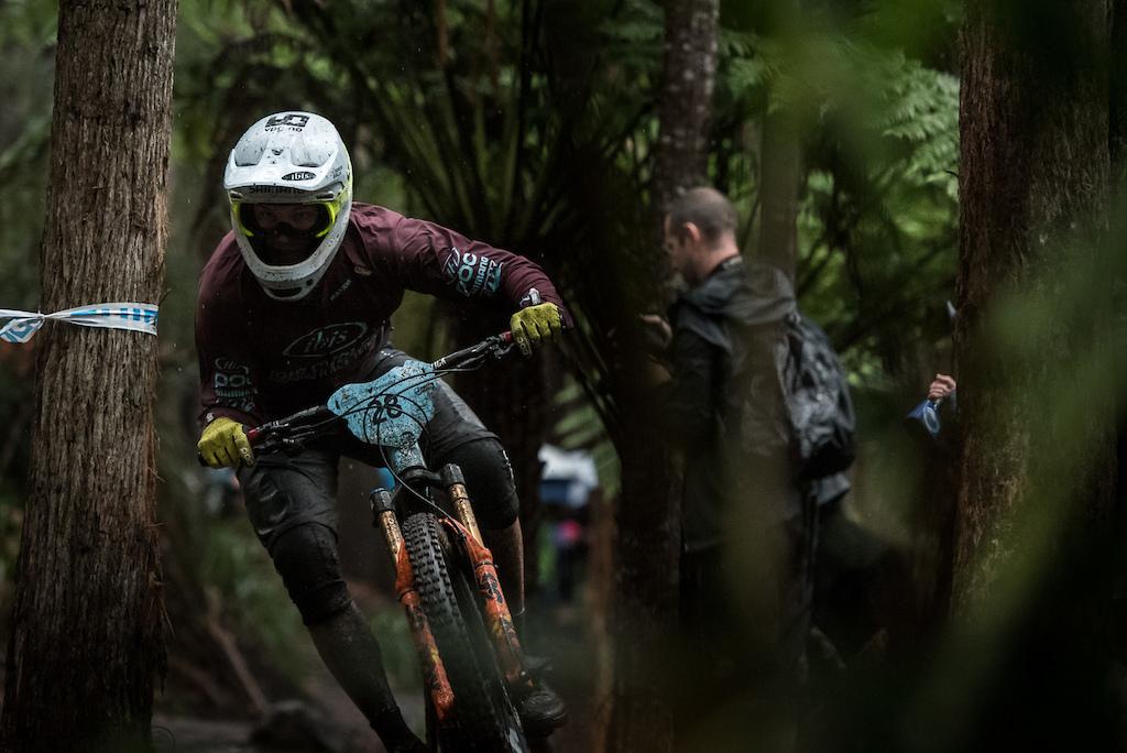 Ibis Cycles at EWS Round Two Tasmania
