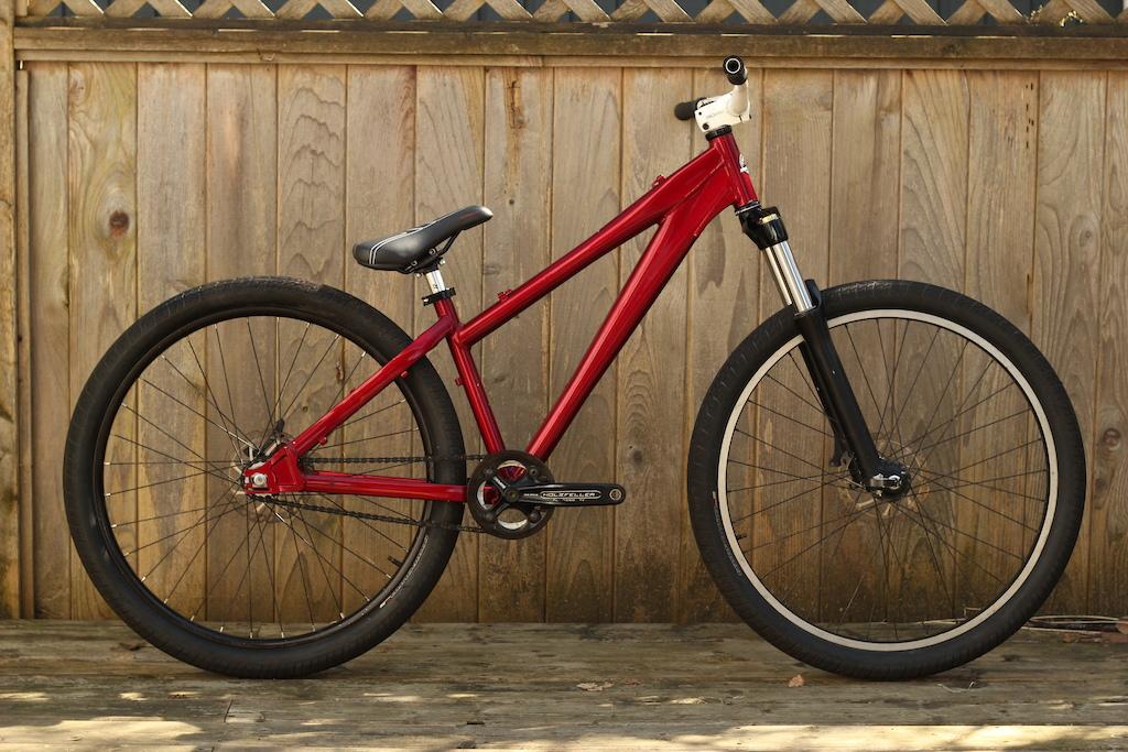 2010 Rocky Flow DJ/Street bike