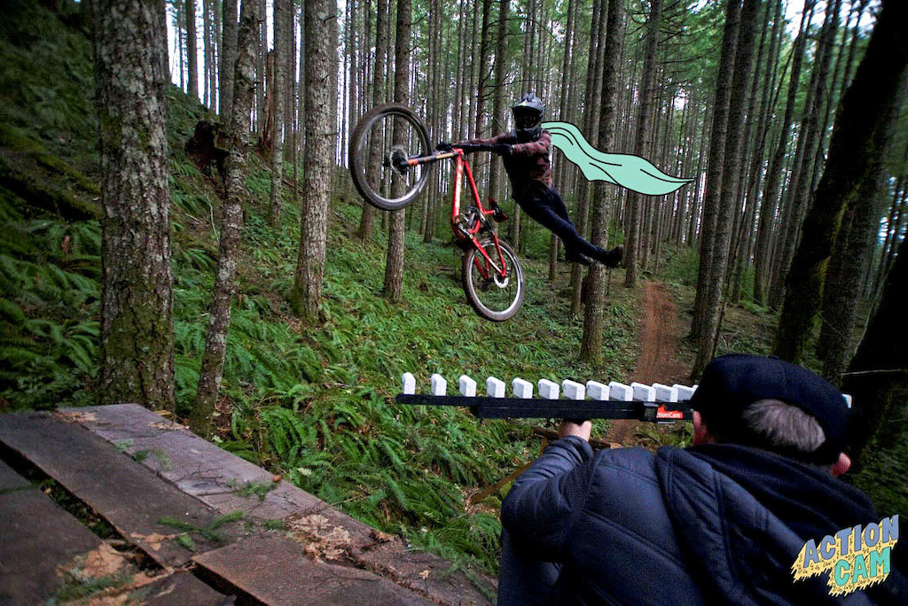 Cam McCaul Is Action Cam - Video
