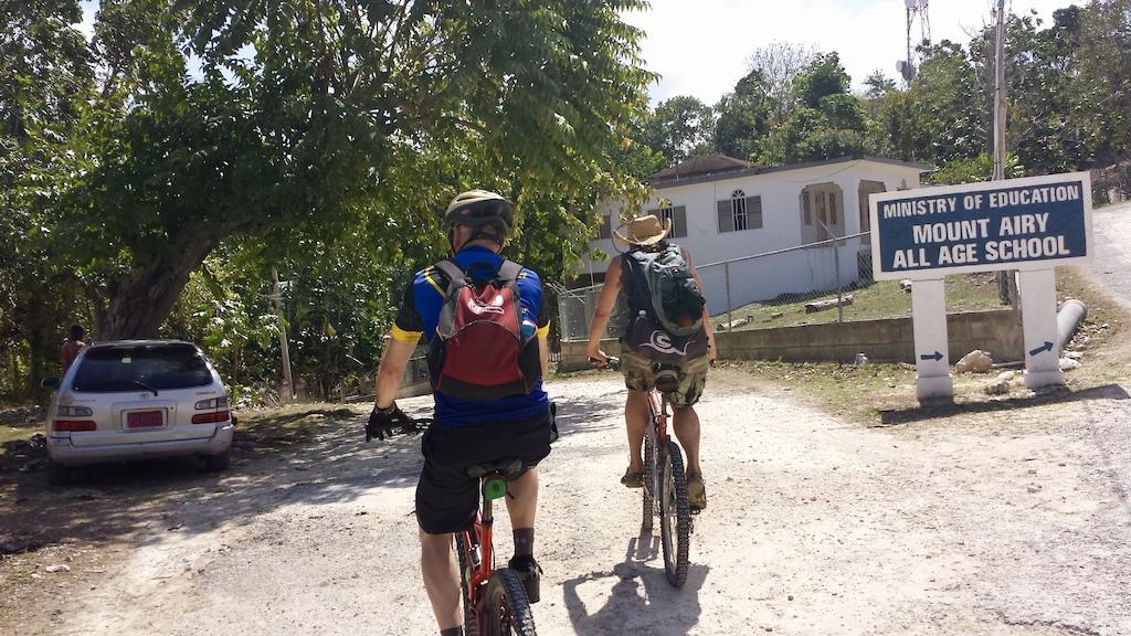 Endure trails day