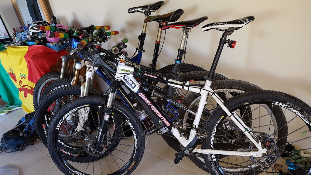 Zion Mountain Bike ever growing rental stock: