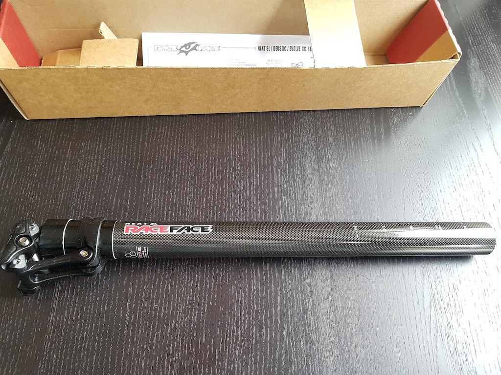 0 Raceface Next SL Carbon seatpost (NEW!)
