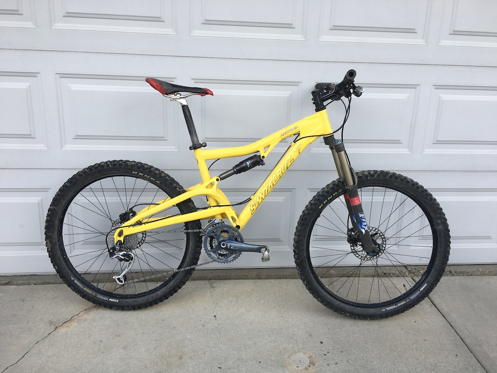 2011 Santa Cruz Heckler