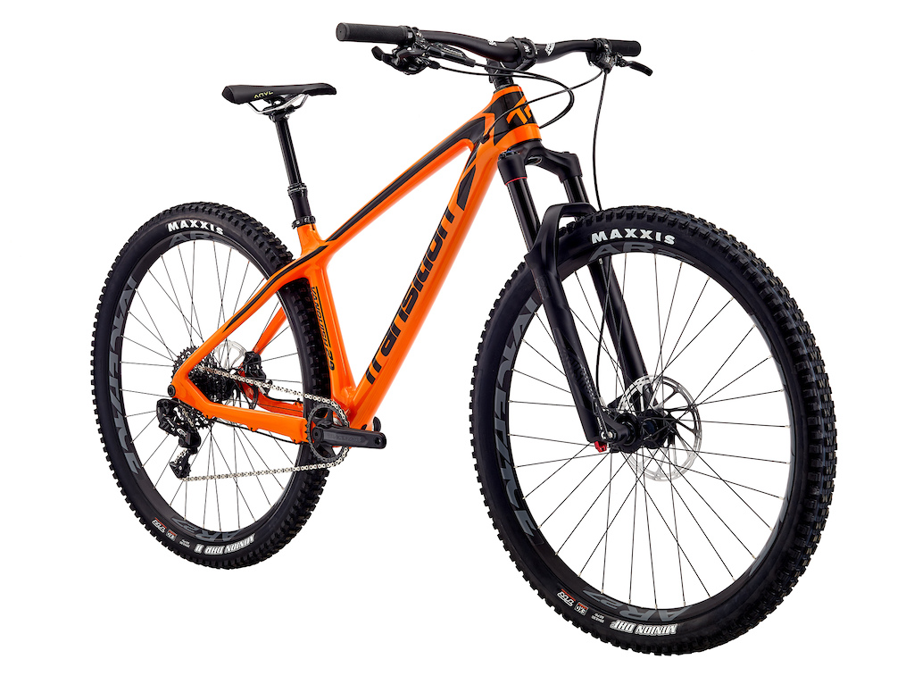 Transition Vanquish carbon hardtail release