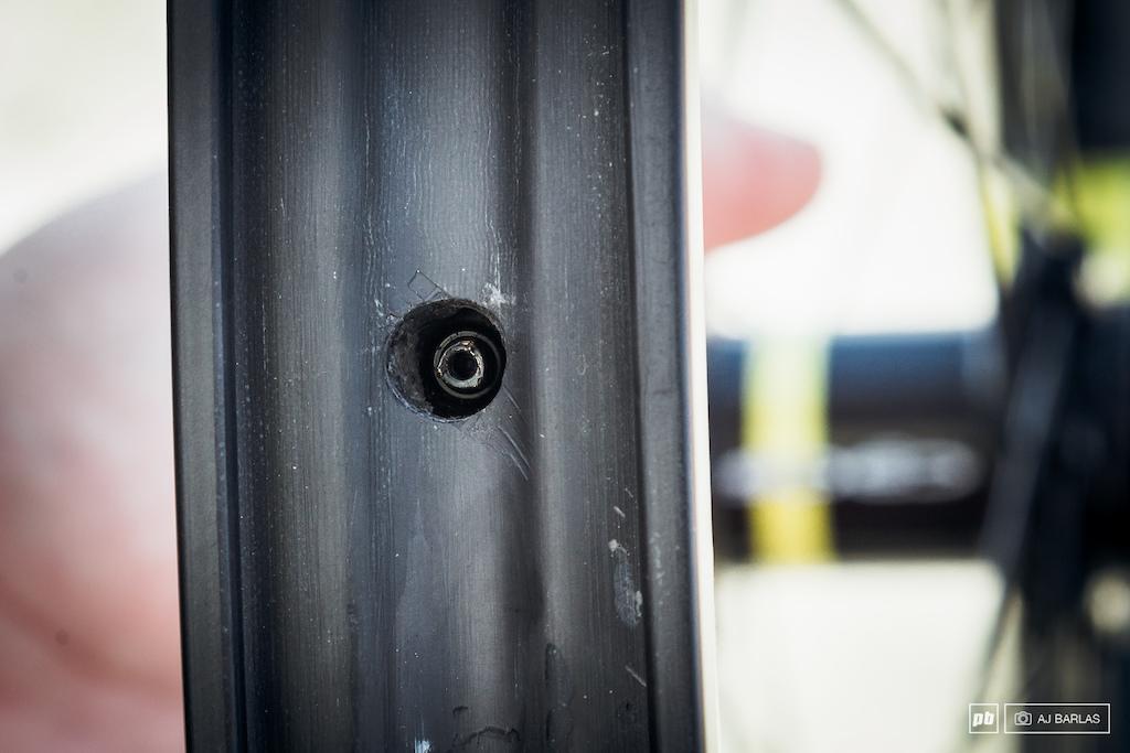 Spéd Precision Maul wheels