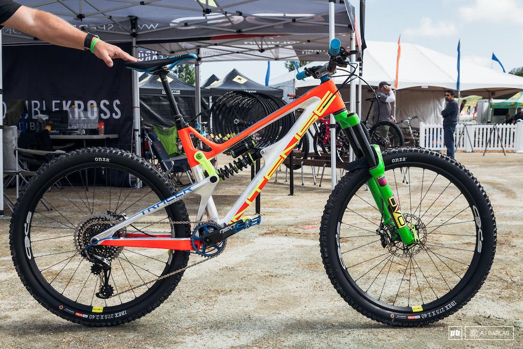 Shiny Custom Painted Bikes – Sea Otter 2017 - Pinkbike