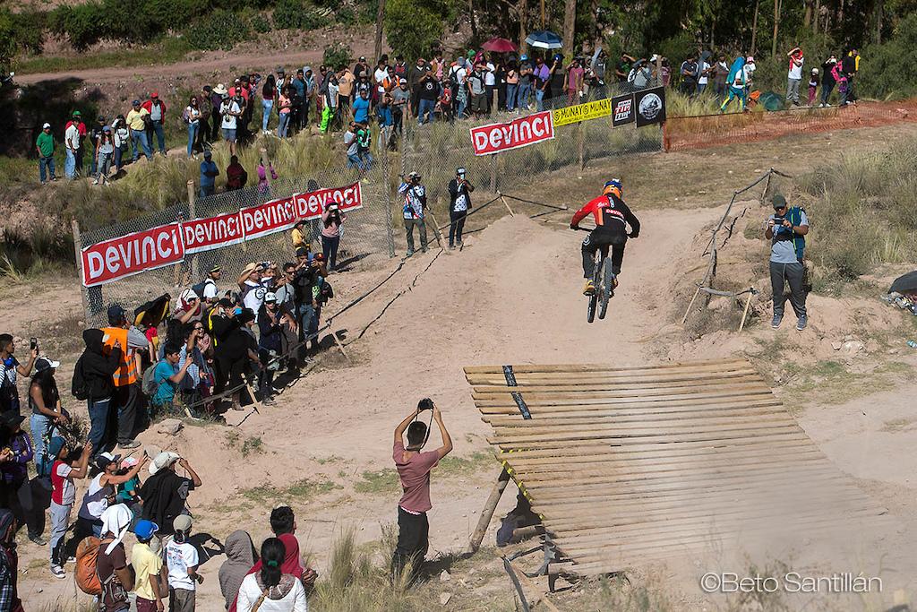 Santisimo Downhill a Latin American DH Classic - Race Report