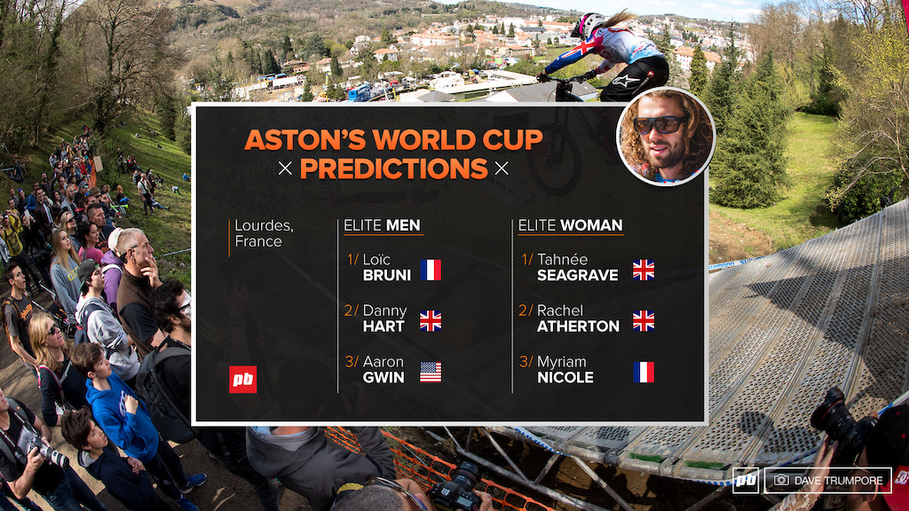 WC R1 Lourdes Predictions 2017