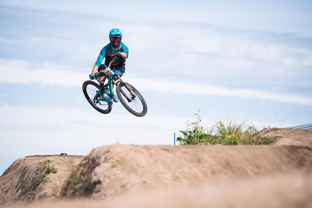 Cody Kelley and the Sea Otter Dual Slalom