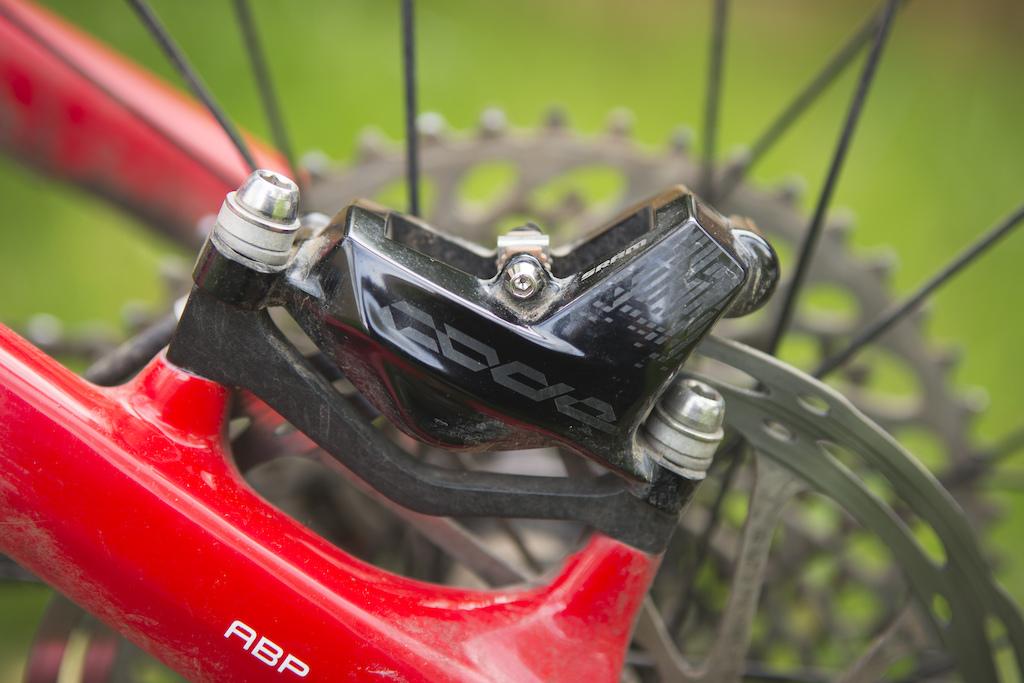 SRAM Code brakes