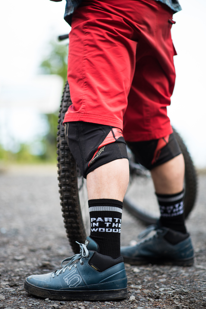Party in the Woods Sock