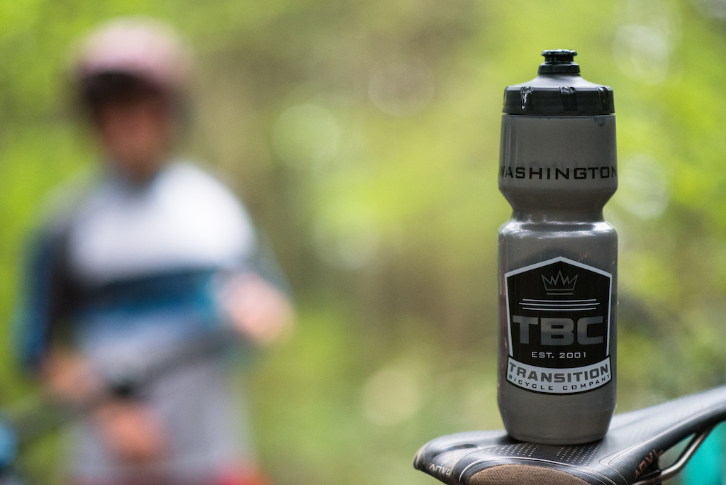 Crest Bottle