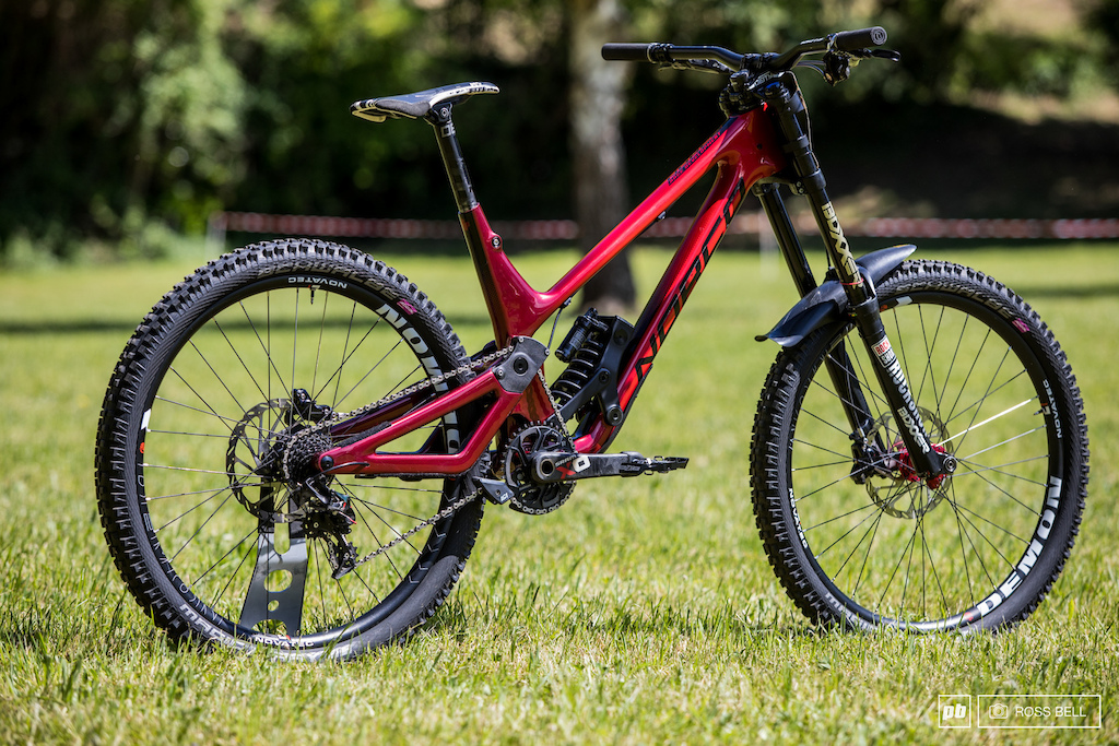 Norco S New Dh Bike Lourdes World Cup Dh 2017 Pinkbike